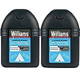 Williams avant rasage électrique 100ml - Lot de 2