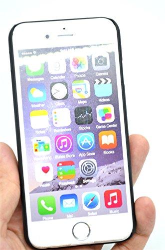 RoseFlower® Coque iPhone 6 4.7'' en Bois Véritable - Bois de rose avec PC - Fabriqué à la main en Bois / Bambou Naturel Housse / Étui avec Gratuits Film de Protecteur Écran pour votre Smartphone Bois de rose avec PC