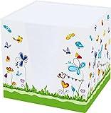 RNK 46478 Zettelbox'Schmetterlinge', Hartkarton, befllt