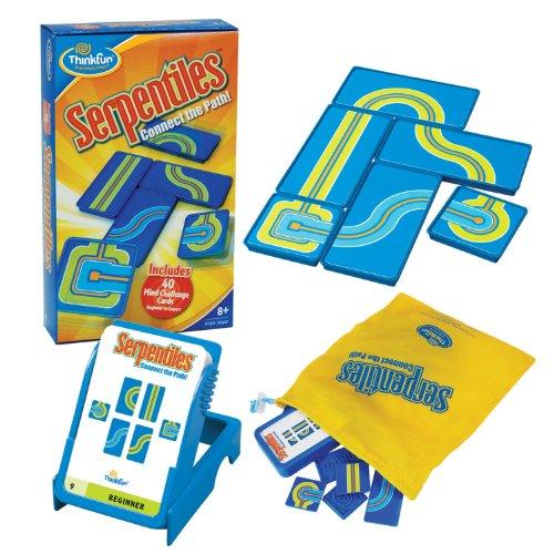 Serpentiles ( Denkspiel für Kinder auf Englisch)