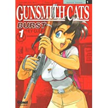 Gunsmith Cats Burst Vol.1