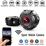 Best Grabadores cámara del coche - ADHOSJO Pulsera cámara Oculta Mini cámara G600 Impermeable Review
