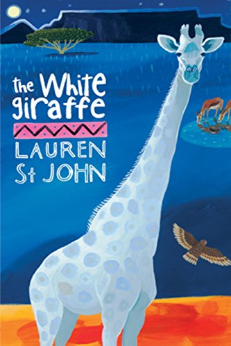 The White Giraffe: Book 1 (Animal Healer series) (English Edition)