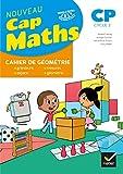CAP MATHS CP Éd. 2019 - Cahier de Géométrie-Mesure
