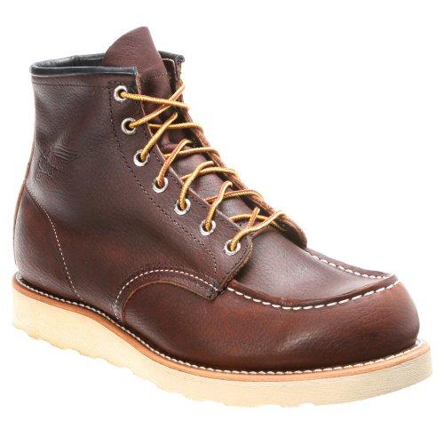 Red Wing Shoes, Scarpe stringate uomo Brair Oil Slick