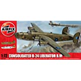 Airfix A06010 Consolidated B-24 Liberator 1:72 Scale Series 6 Plastic Model Kit
