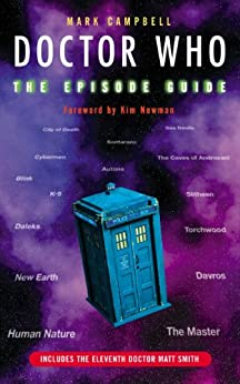 Doctor Who The Episode Guide (Pocket Essentials) by [Campbell, Mark]