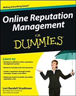 Online Reputation Management For Dummies par [Stradtman, Lori Randall]