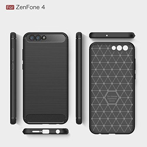 Asus ZenFone 4 Max ZC520KL Cover, KuGi Protettiva