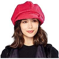 99c0efe48b4 Kenmont Women Winter Warm Newsboy Cabbie Beret Cap Slouchy Cloche Hat Snow  Ski Caps with Visor