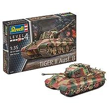 "Revell 03249 ""TigerII Ausf.B Henschel Turret"" Model Kit"