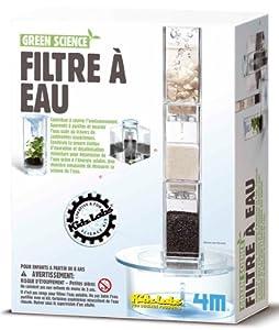 4M - Kidz Labs - Juguete Educativo de física (5663281) (versión en francés)