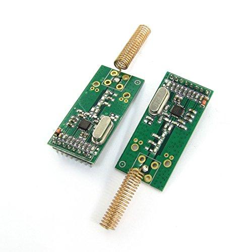 Preisvergleich Produktbild 2 PC DIY CC1101 433MHz Wireless Transceiver-Modul für MCU