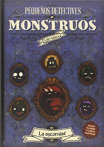 Pequeños detectives de monstruos por Patricia de Blas Asenjo