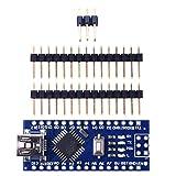 Placa de microcontrolador de Mini Nano V3.0 CH340G ATmega328P 5V 16M para...
