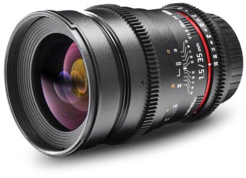 Walimex Pro 35mm 1:1,5 VDSLR