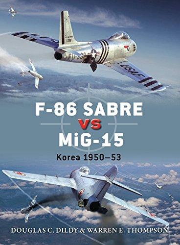 F-86 Sabre vs MiG-15: Korea 1950–53 (Duel)