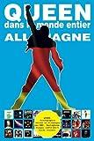 QUEEN dans le monde entier: Allemagne: Discographie éditée par EMI, Parlophone, Virgin (1973 - 2017) - Guide couleur.