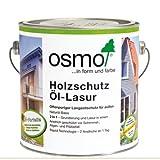 Osmo Holzschutz Öl-Lasur 706 Eiche 2,5 Liter