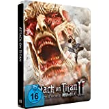 Attack on Titan - Film 2 - End of the World - Steelbook
