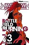 Bleach - Battlefield burning