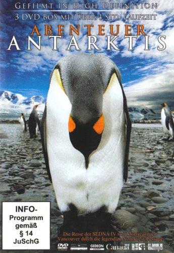 Abenteuer Antarktis [3 DVDs]