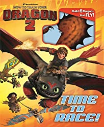 How to Train Your Dragon 2: Time to Race! [With Model Pieces] (Build It)