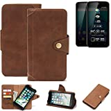 K-S-Trade for Allview P6 Plus Wallet Case Mobile Phone