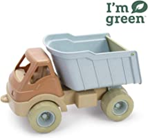 Dantoy Bio-Toy Tipper Truck, Eco-conscious Toys Made from Sugarcane
