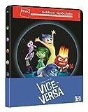 Vice-versa Steelbook Blu-ray 3D + 2D Edition spéciale collector et son livret de 76 pages inédites