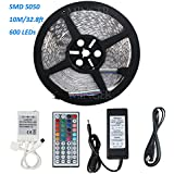 oneconcept led schlauch lichtschlauch 5 meter led strip 150 rgb leds mit 16 farben. Black Bedroom Furniture Sets. Home Design Ideas