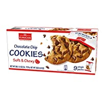 ‏‪Eurocake Chocolate Chip Cookie 9-Piece Mega Pack‬‏
