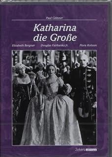 Katharina die Große (Elisabeth Bergner, Douglas Fairbanks Jr., Flora Robson)