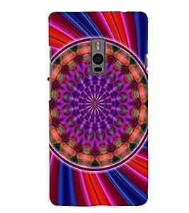 EPICCASE Neon sytle Case Mobile Back Case Cover For OnePlus 2 (Designer Case)