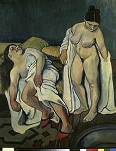 Suzanne Valadon – After the Bath (Apres le Bain) Suzanne Valadon (1867-1938/French) Musee National d'Art Moderne Paris Poster (60,96 x 91,44 cm)