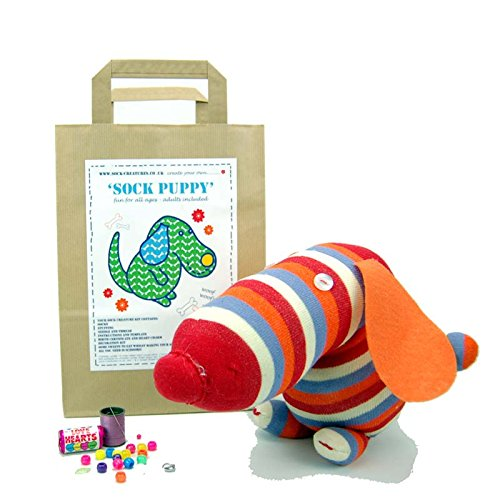 (Socke Puppy Craft Kit)
