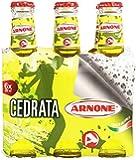 Arnone - Cedrata Bibita Analcolica Gassata, 200 Ml (Pacco Da 6)