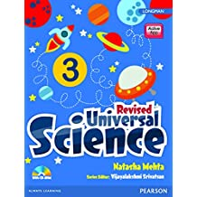 Universal Science- CBSE for Class 3 By Pearson