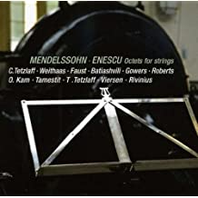 Mendelssohn - Enesco : Octuors à cordes