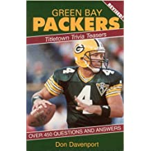 Green Bay Packers (Titletown Trivia Teasers)