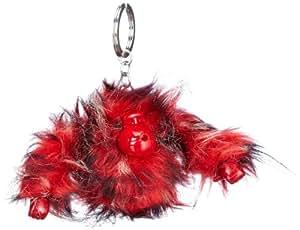 kipling valentine monkey k08608 unisex erwachsene schl sselanh nger rot red hot 172 9x7x5. Black Bedroom Furniture Sets. Home Design Ideas