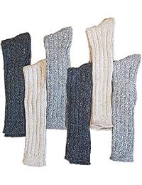 Mi bas Homme Chaussettes hautes confort et chaleur -Assortiments modèles  photos selon arrivages- ( ca37cdced22