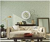 Yosot Retro Farbe Tapete Wohnzimmer Tv-Kulisse Der Amerikanischen Pastorale Ebene Schlafzimmer Vliestapeten Grün