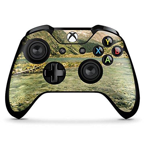 DeinDesign Skin en Vinyle pour Manette de Xbox 360 Motif Montagne Forest Wald