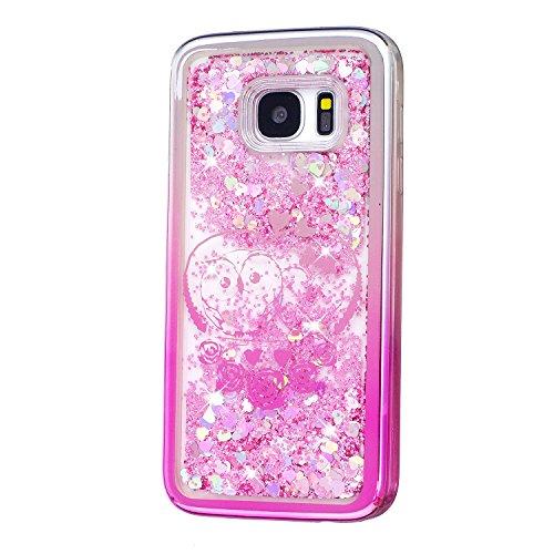 Qiaogle Telefon Case - Weiche TPU Case Silikon Schutzhülle Cover für Apple iPhone 6 Plus / iPhone 6S Plus (5.5 Zoll) - HIX03 / Eule HIX03 / Eule