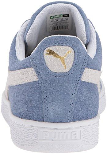 Puma Chaussures Classiques en Daim Pour Hommes Infinity/Puma White