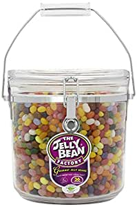 Jelly Bean Factory Mega Jar 4200 g: Amazon.co.uk: Grocery