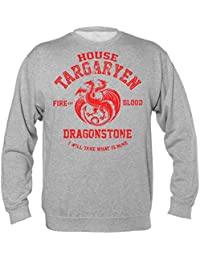 GoT House Targaryen Fire and Blood Dragonstone I Will Take What is Mine Unisex Sweatshirt