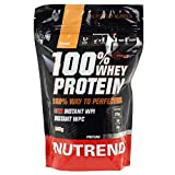 Best Amino Acid Suppléments - Whey Protein Nutrend 100% Vanilla by Nutrend 500g Review