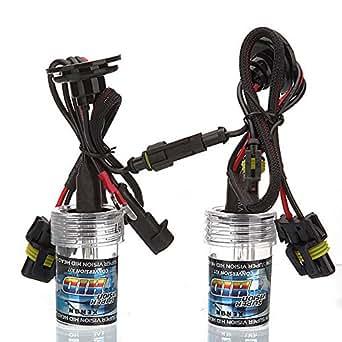 lot de 2 H7 AMPOULES PHARE CODE AUTO VOITURE feux LUMIERE HID XENON 35W LED 10000K 12V BULBS LAMPE
